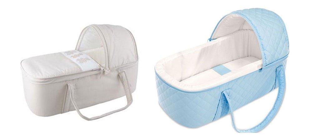 Moisés para bebés: ¡dormir seguro y cobijado! - MuchoBaby.com