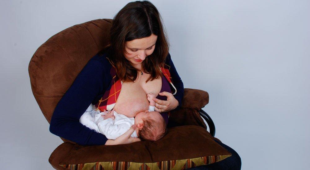 Cojín de lactancia: sí o no