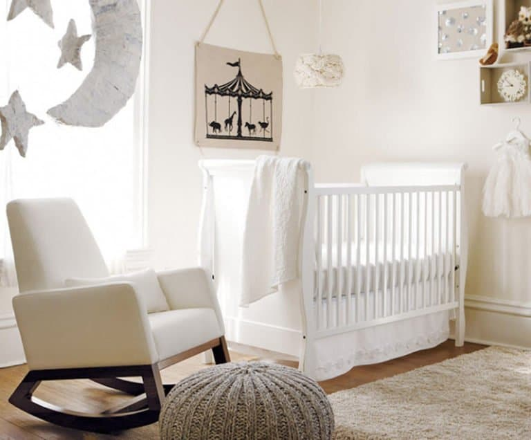 habitacion de bebe feng shui