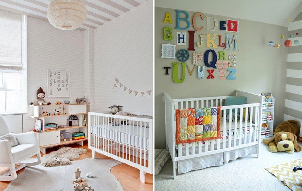 9 habitaciones de beb en colores pasteles - Fotos de habitaciones para bebes ...