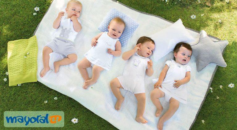 Mayoral ropa para bebés