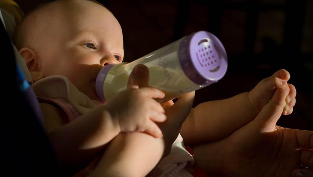 Leche materna: conservación y almacenamiento