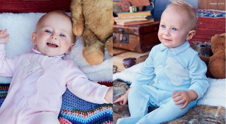 Chicco, moda para bebés
