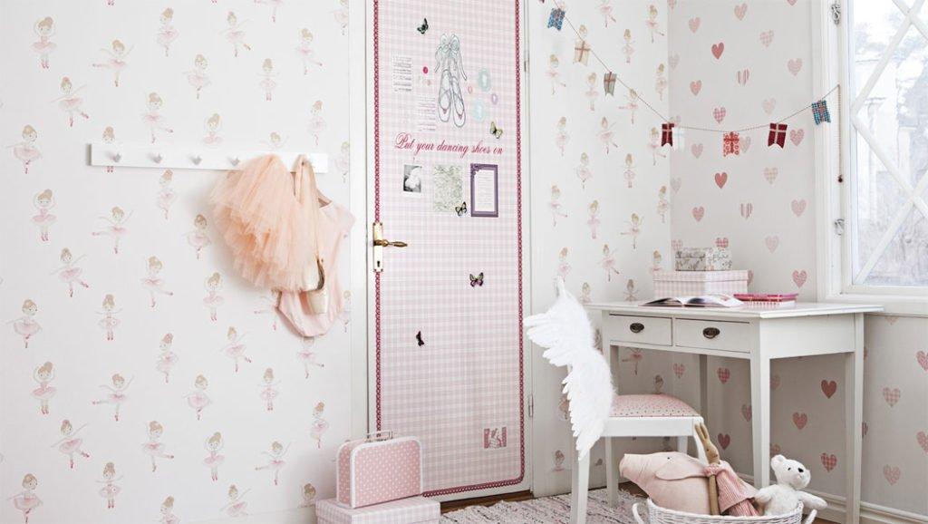 Papeles pintados para la habitaci n del beb muchobaby com - Papeles pintados para bebes ...