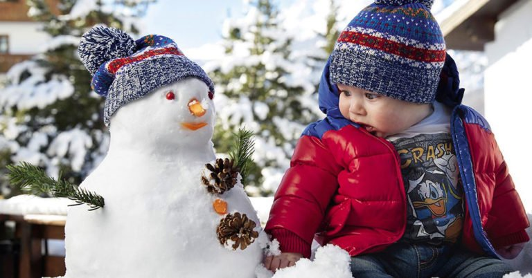 Benetton bebé, otoño invierno 2014