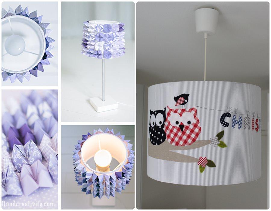 L mparas infantiles en la decoraci n - Lamparas para habitaciones infantiles ...