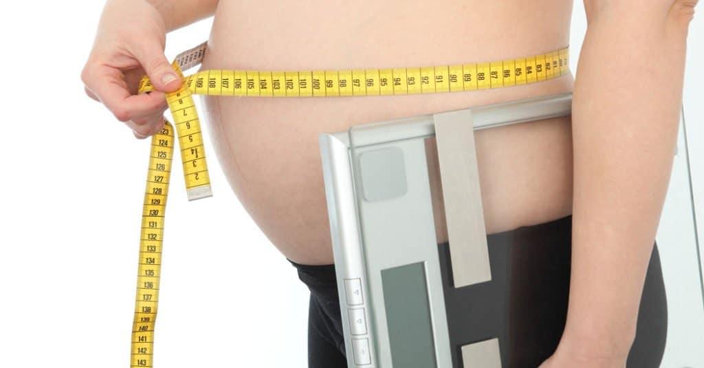 Peso en el embarazo