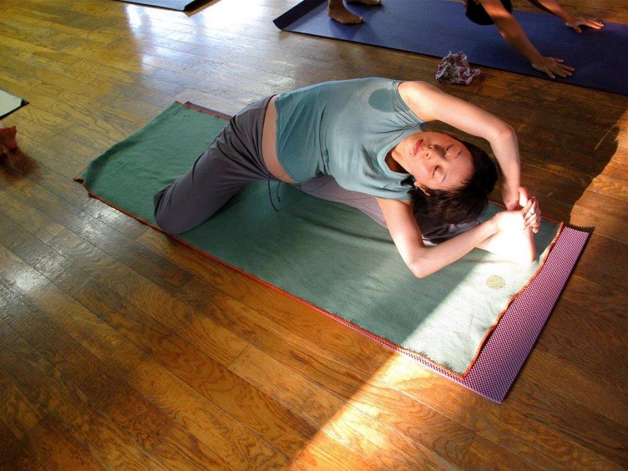 Gimnasia y yoga para embarazadas