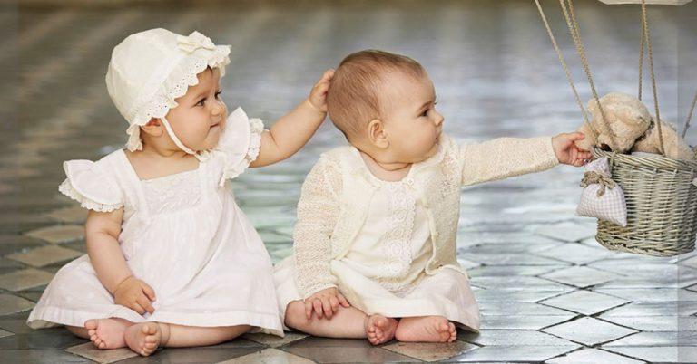 Benetton, moda para bebés