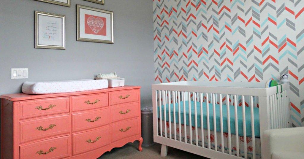 11 ideas para pintar una habitaci n de beb menudos beb s - Ideas pintar habitacion ...