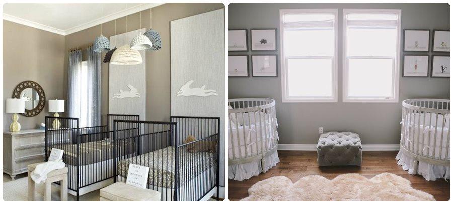 Decorar habitaciones para gemelos for Decoracion de cuarto para ninas gemelas