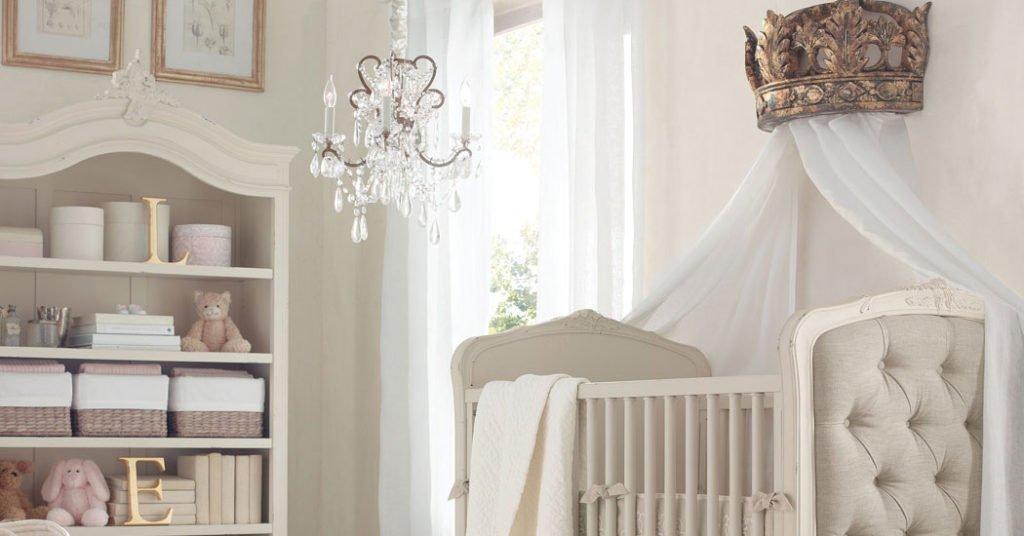 11 ideas para una habitacin de beb nia - Habitacion Bebe Nia