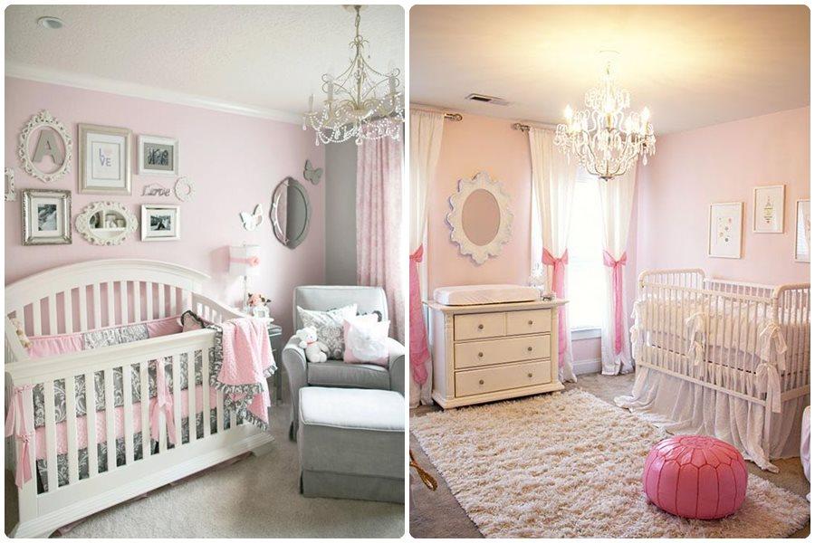 11 ideas para una habitaci n de beb ni a On como decorar una habitacion de bebe nina