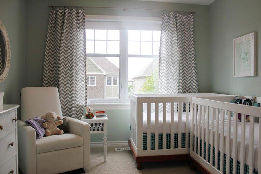 C mo decorar habitaciones para gemelos menudos beb s - Ideas para decorar habitacion infantil pequena ...