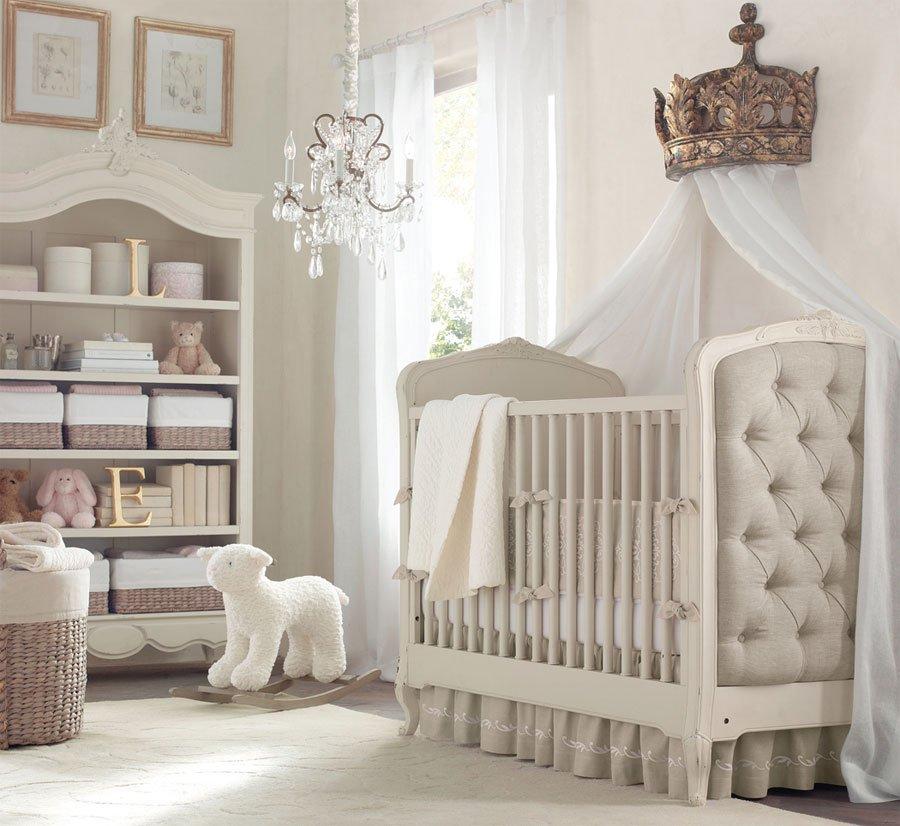 11 ideas para una habitacin de beb nia Menudosbebescom