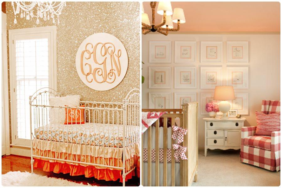 11 ideas para una habitación de bebé niña   Menudosbebes.com