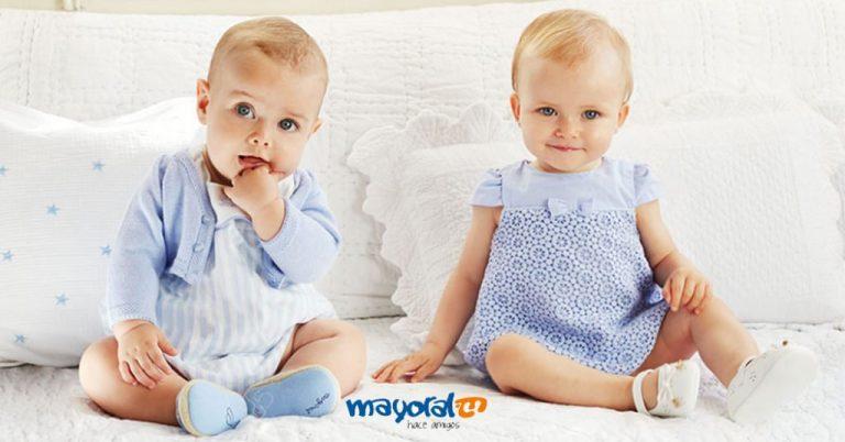 Ropa para bebés de Mayoral