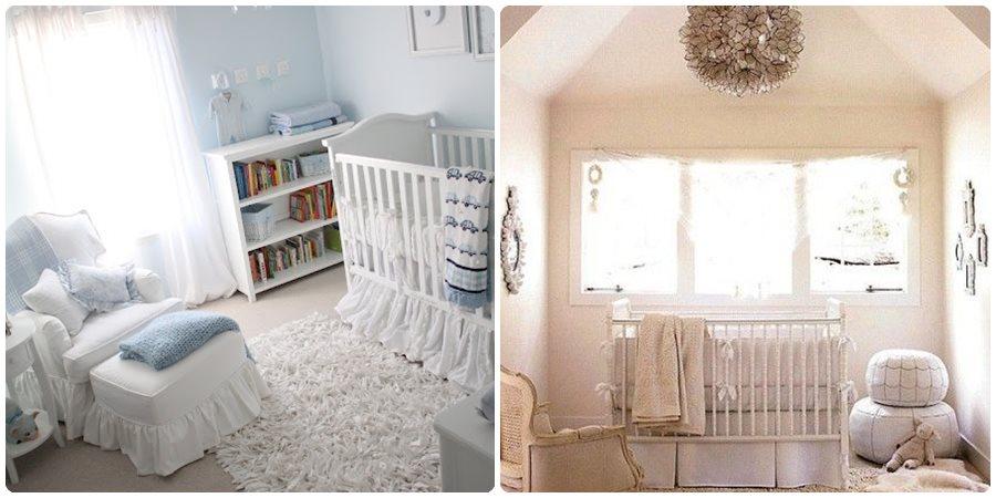 11 ideas para pintar una habitaci n de beb menudos beb s for Ideas para pintar habitacion bebe