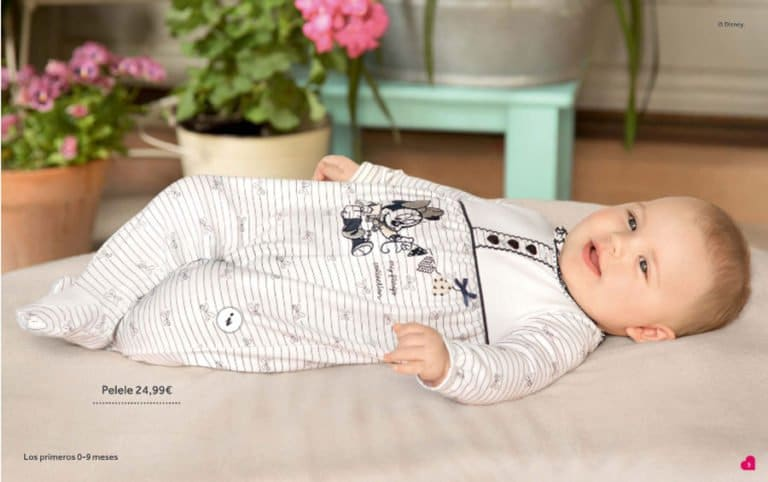 Moda para bebés de Prénatal verano 2015