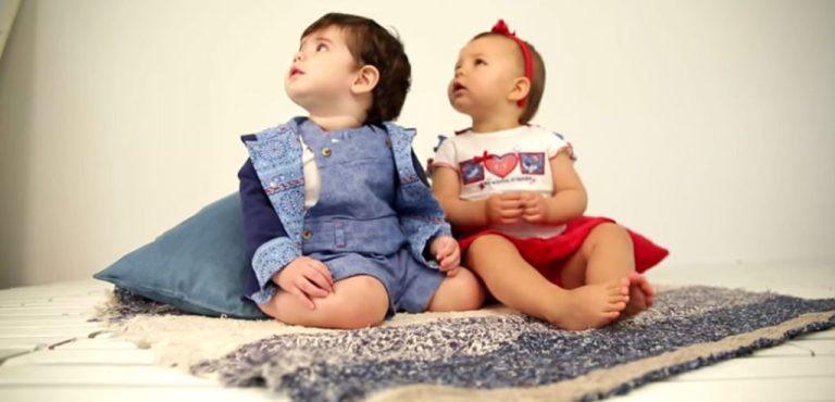 Charanga, moda para bebés verano 2015