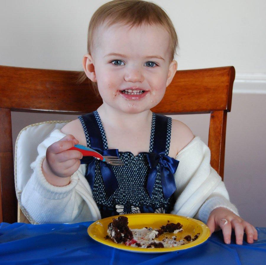 Diabetes infantil y alimentación del bebé