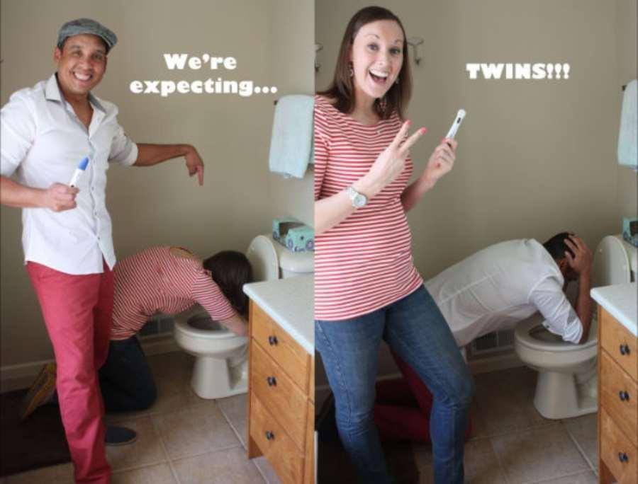 Fotos divertidas sobre el embarazo