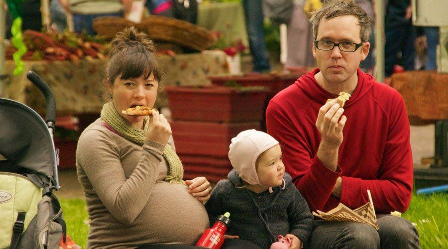 Alimentación en el embarazo, mitos