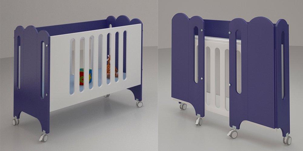 Cunas de bebé para espacios pequeños | Menudosbebes.com