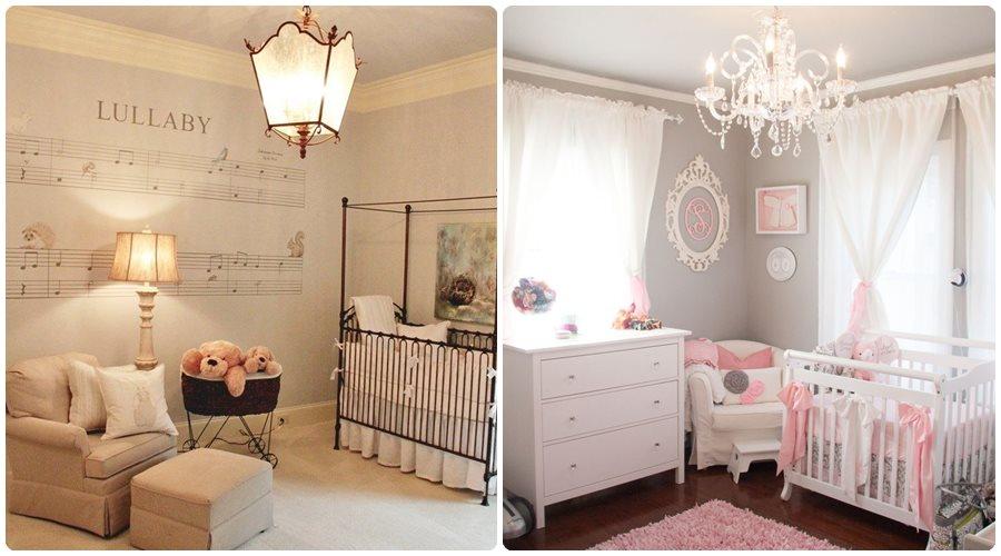 13 bonitas habitaciones de beb menudos beb s - Fotos de habitaciones de ninos ...