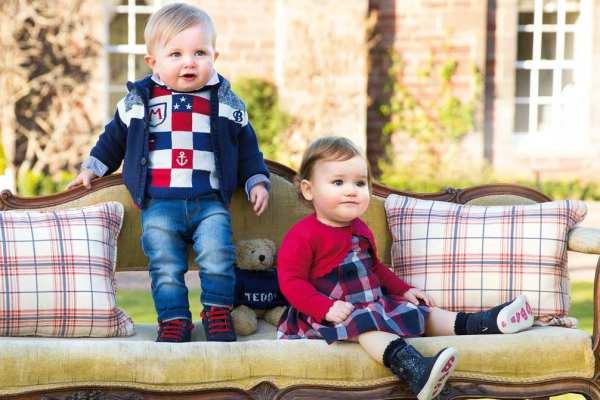Mayoral, moda para bebés otoño 2015