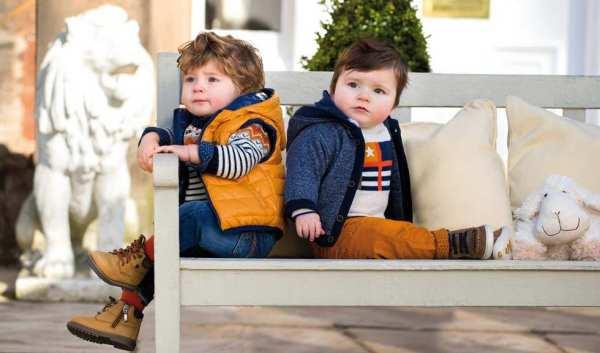 Moda de Mayoral para bebés
