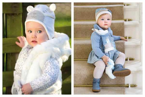 Moda para bebés de Mayoral
