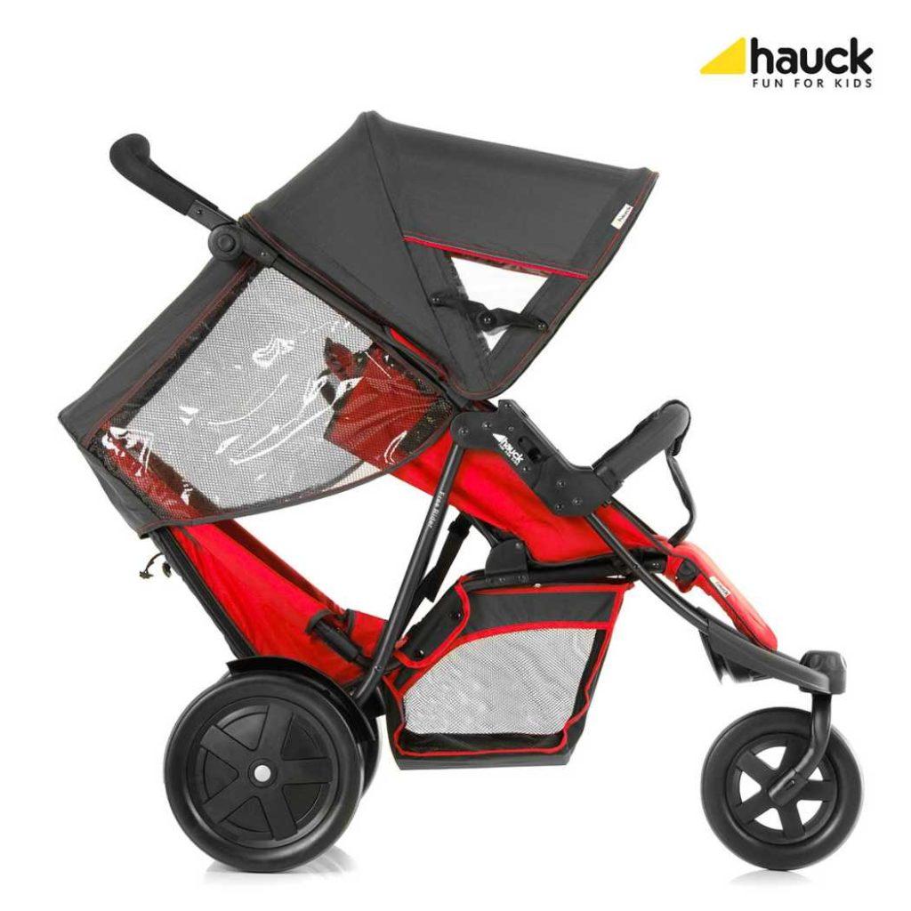 Hauck: cochecitos dobles baratos