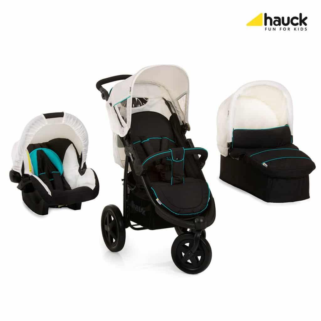 Carrito de bebés Víper de Hauck