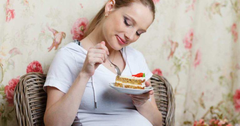 Cómo controlar el hambre en el embarazo