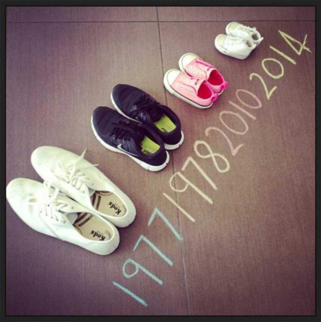 fotos divertidas para anunciar la llegada de un nuevo beb menudos beb s. Black Bedroom Furniture Sets. Home Design Ideas