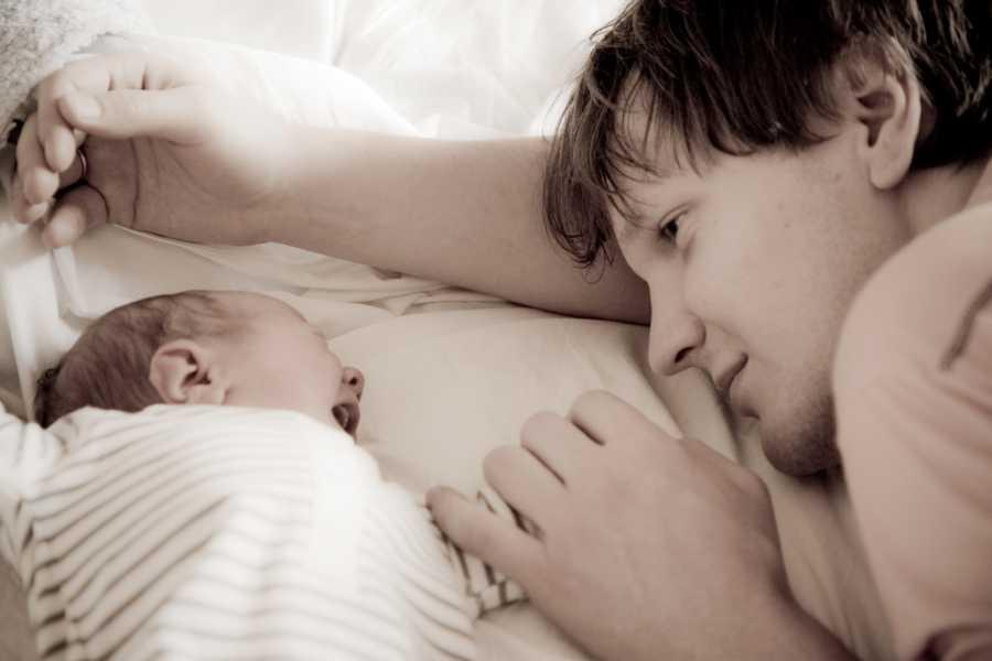 Las bases del apego o crianza con apego