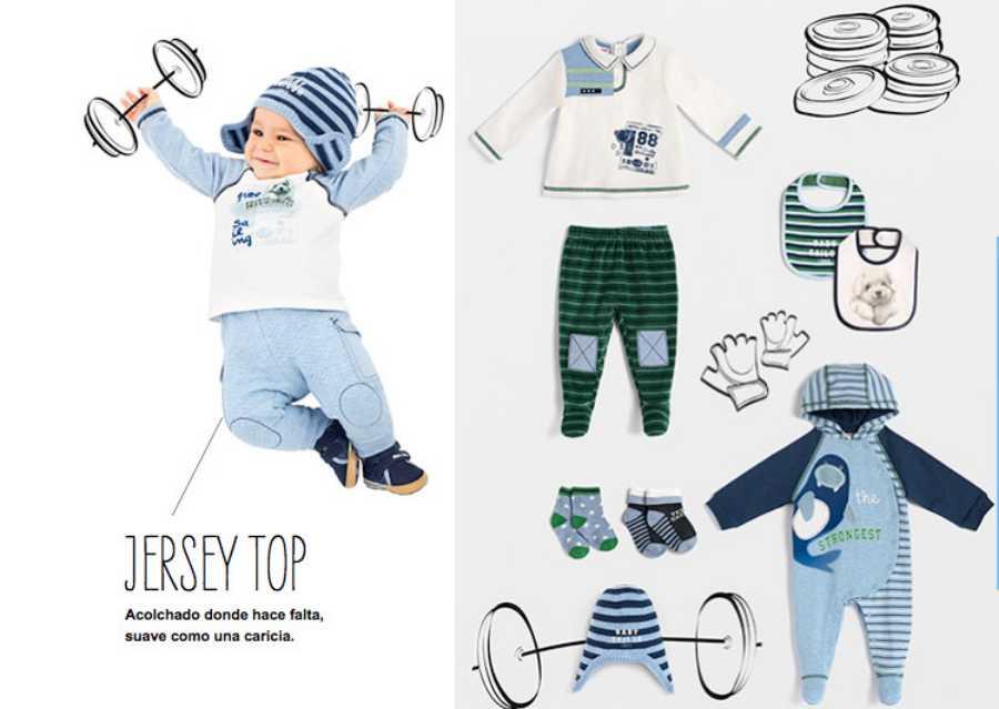 Moda para bebés de Prénatal