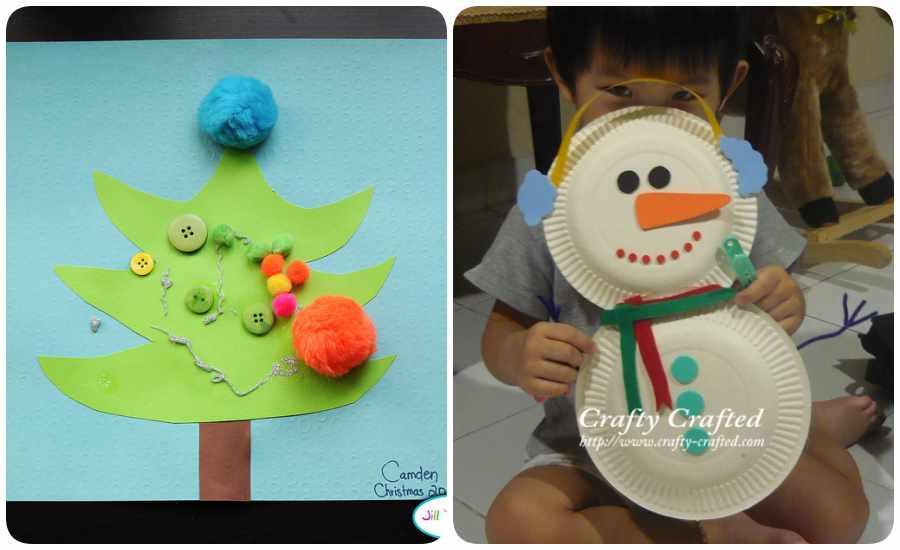 8 adornos navide os para hacer con tu beb - Adornos navidenos hechos en casa ...