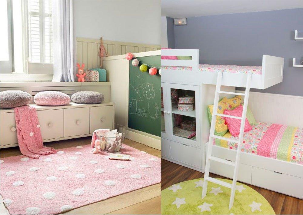 Gana una alfombra infantil lavable de lorena canals - Alfombras infantiles lavables ...
