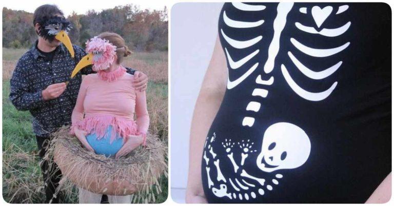 Disfraces para embarazadas perfectos para Halloween