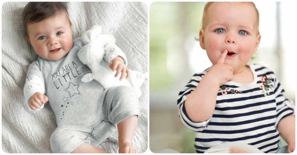 La ropa para bebés de C&A