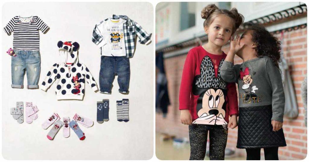 Colección Disney de C&A bebés