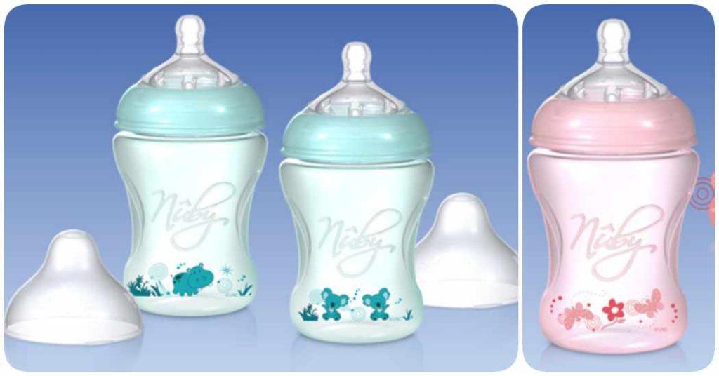 Biberón: cómo elegir el bibe para complementar la lactancia materna