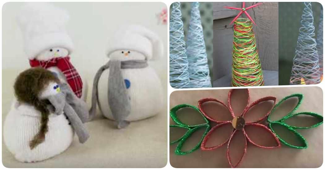 3 decoraciones de navidad en v deo - Decoraciones para navidad ...