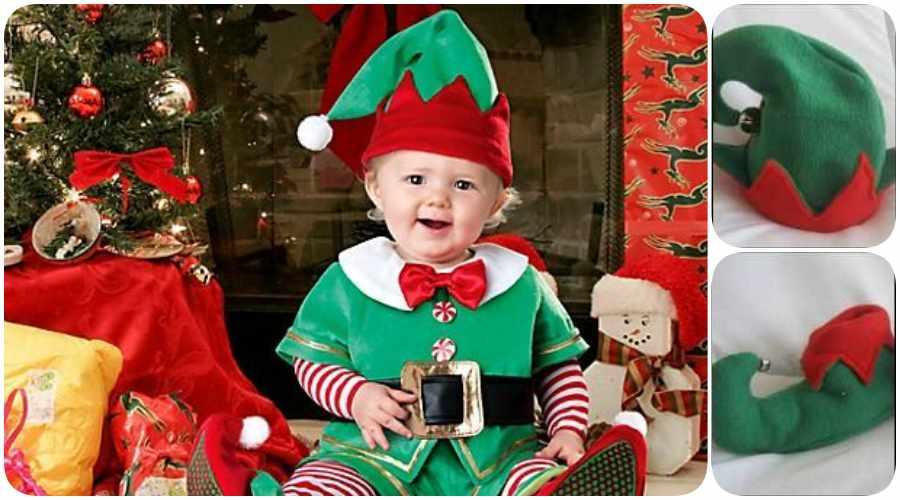 Disfraces originales: elfo