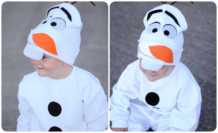 Disfraces baratos_ disfraz de Olaf