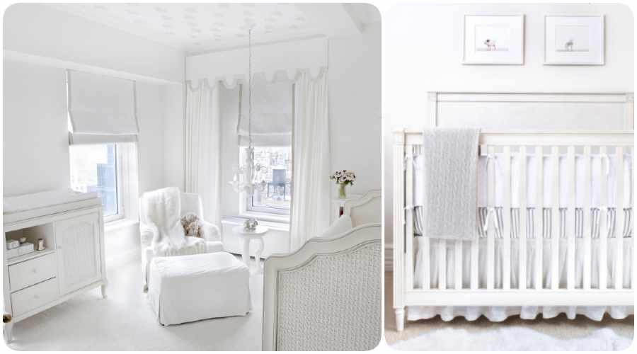 C mo elegir los colores para la habitaci n del beb - Colores habitacion bebe ...