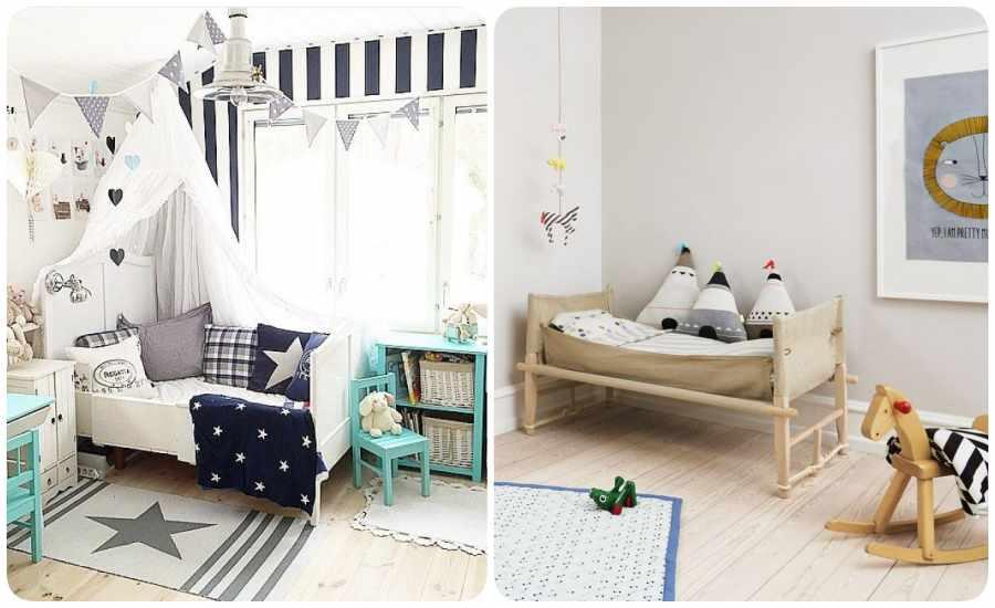 9 habitaciones infantiles para ni os peque os - Habitaciones para nino ...