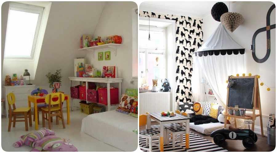 C mo decorar una habitaci n seg n la pedagog a montessori - Suelo habitacion ninos ...